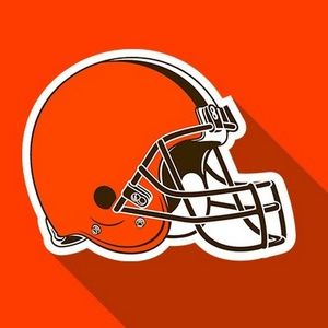Cleveland browns football cards collection (25)